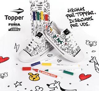 TOPPER - EDDING