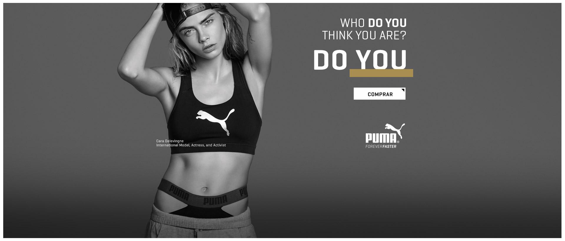 PUMA  - DO YOU?