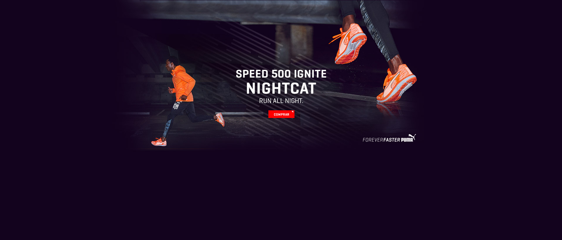 PUMA  - Nightcat