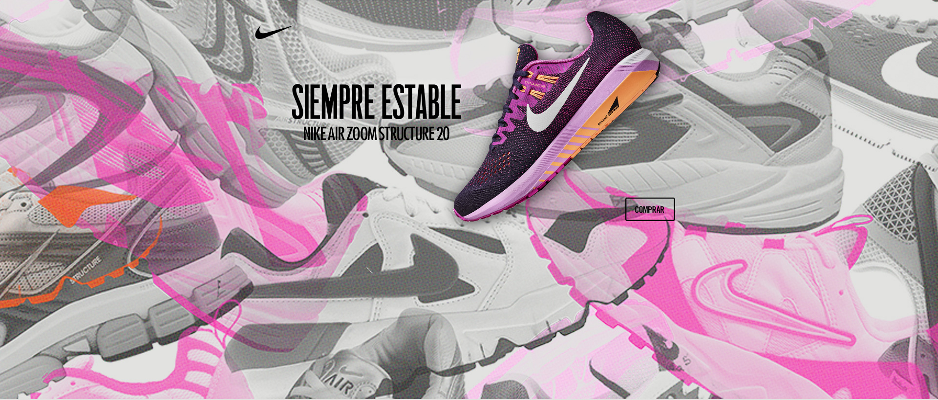NIKE - Structure 20
