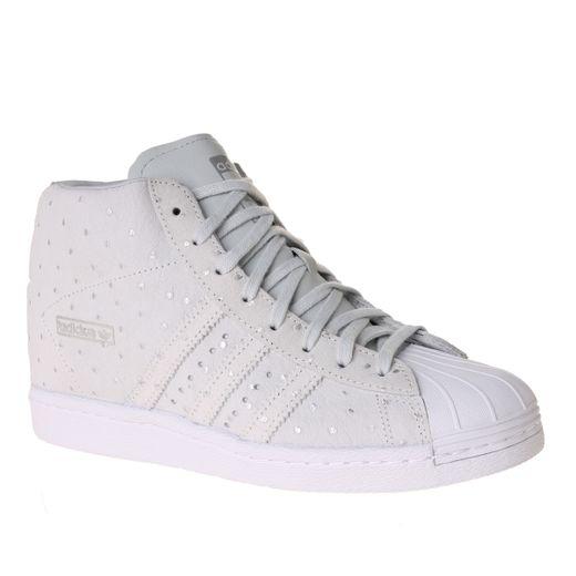 Adidas Superstar Bota Blancas