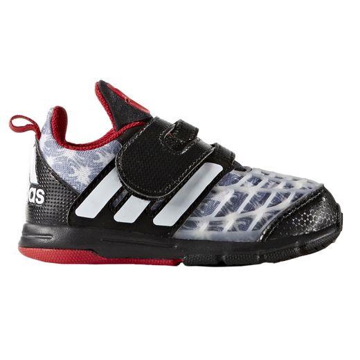 sports shoes ddd4a e4ecb spiderman zapatillas adidas,adidas Tenis Marvel Spider Man Collegiate Royal  White Vivid Red AQ3781