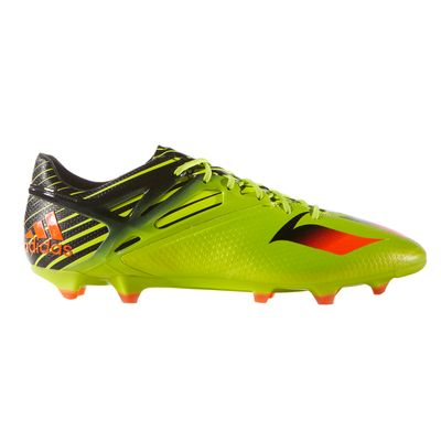 timeless design 3690c ed88a BOTINES CON TAPONES ADIDAS MESSI 15.1