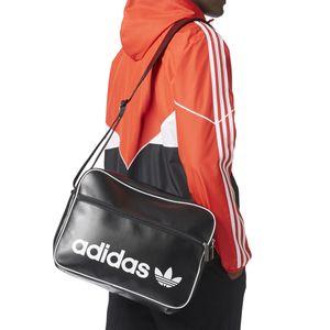 Accesorios Forleden Hombre – Bolsos Negro Adidas Originals OXnP80wk