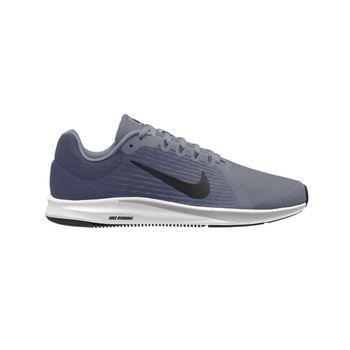 Tenis Nike Flex 2017 Rn Azul e Preto | Calçados | Tennis Action