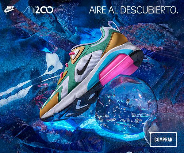 MOBILE - BANNER Nike Air Max200