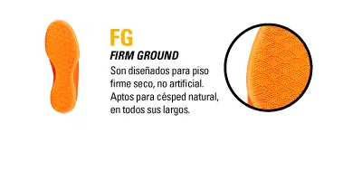 TIPO DE BOTIN FG FIRM GROUND