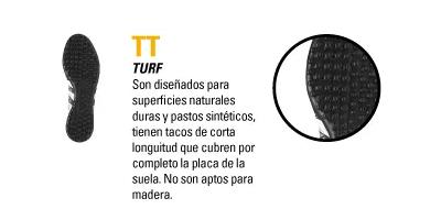 TIPO DE BOTIN TT TURF