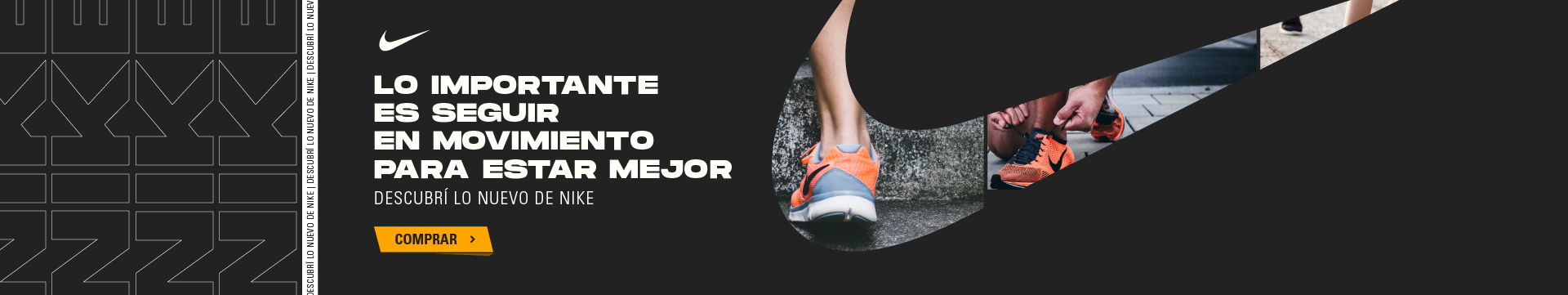 BANNER Nike generico