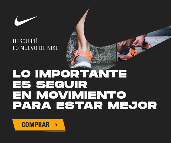 MOBILE - BANNER Nike genérico