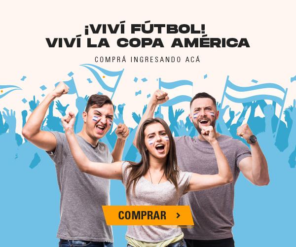 MOBILE - BANNER Copa America Sportline
